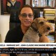Jean-Claude Van Damme réagit à la polémique des propos jugés homophobes - CNEWS, mardi 3 juillet 2018