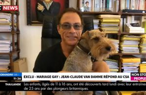 Jean-Claude Van Damme accusé d'homophobie : Sa réponse cash et lunaire !