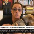 Jean-Claude Van Damme - CNEWS, 3 juillet 2018
