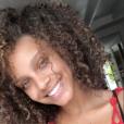 Alicia Aylies sans maquillage le 19 juin 2018.