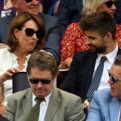 Carole Middleton : La mère de Kate et Pippa copine avec Gerard Piqué à Wimbledon