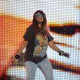 M.I.A., une jeune maman déchaînée sur la scène de Coachella !
