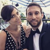 Fabien Gilot s'est marié avec Audrey, ses copains nageurs de la fête
