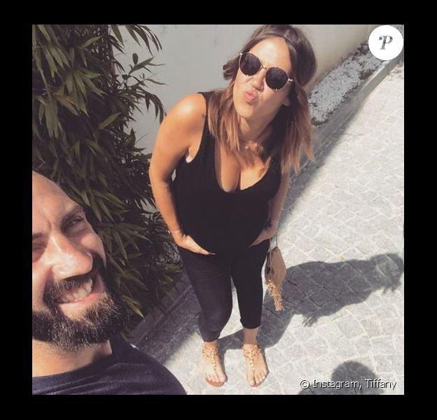 Tiffany (Mariés au premier regard) - Instagram, juin 2018