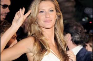 Gisele Bündchen, toute jeune mariée...  mais accro d'un entraîneur italien !
