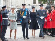 Kate Middleton et Meghan Markle : Chic avec la famille royale pour fêter la RAF