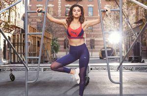Selena Gomez : Égérie canon pour PUMA, son ventre plat fait sensation