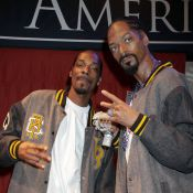 Snoop Dogg : il prend la pose à Las Vegas... avec son frère jumeau !