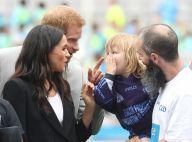 Harry et Meghan Markle : Le prince ne veut pas fonder une grande famille !