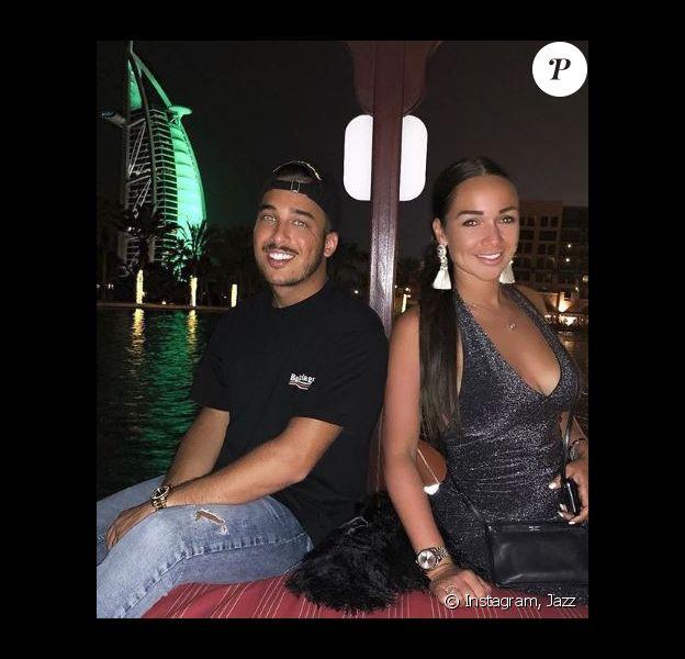 Jazz et Laurent à Dubaï - 5 mai 2018