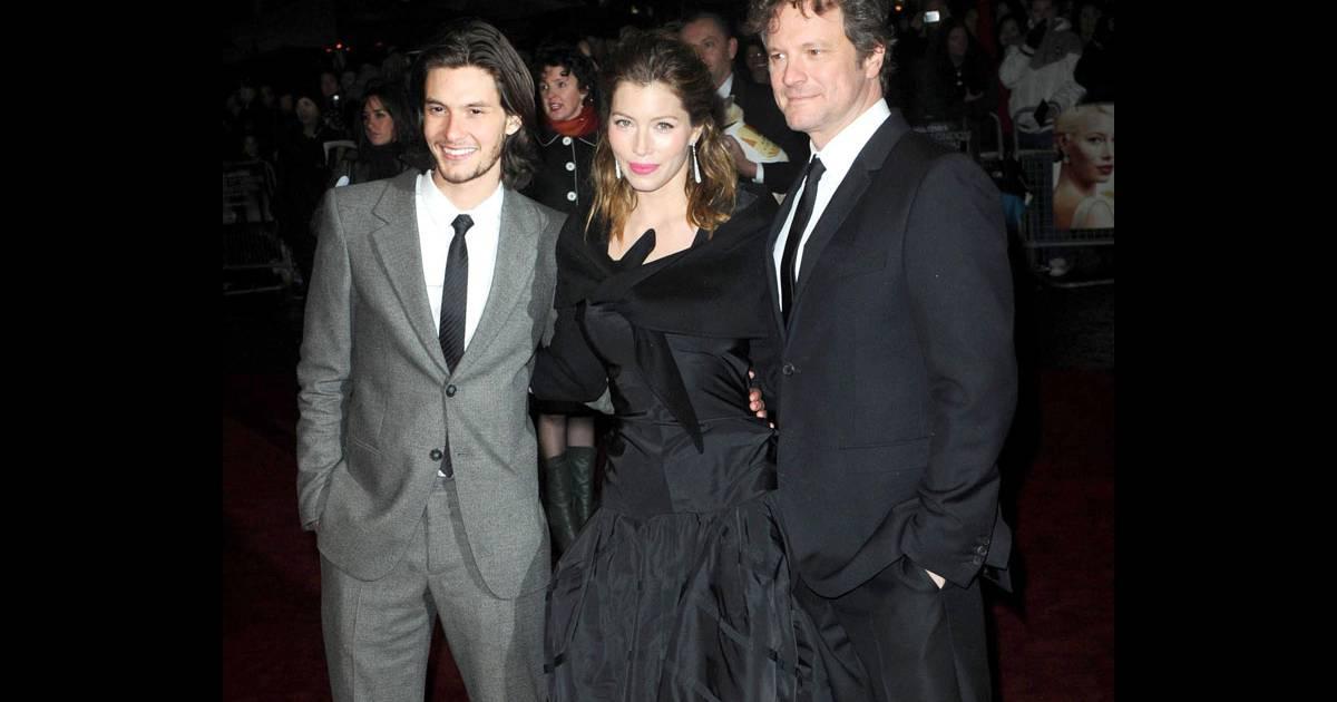 Jessica Biel, Colin Fi...