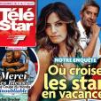 La couverture du Télé Star du 21 au 27 juillet 2018.