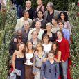 L'équipe de Plus Belle La Vie en 2005