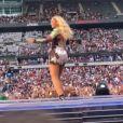 Beyoncé sur scène à Paris, le 15 juillet 2018