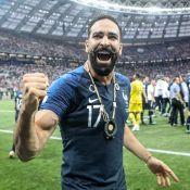 Coupe du monde : Adil Rami a (aussi) reçu un collier d'immunité de Koh-Lanta