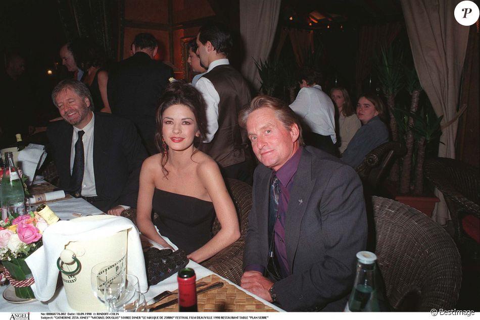 Michael Douglas : comment il a dragué Catherine Zeta-Jones il y a 20 ans