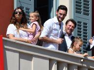 Hugo Lloris : Retour triomphal à Nice avec sa femme et leurs adorables filles