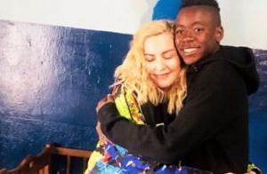 Madonna : Grande émotion dans l'orphelinat où elle a adopté son fils David