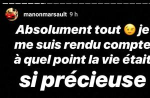 Manon Marsault : Ce que la maternité a changé à sa vie
