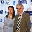 Woody Allen et son épouse Soon-Yi Previn