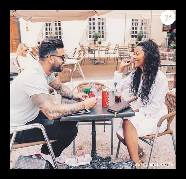 Ricardo et Nehuda en tête-à-tête - Instagram, 26 mai 2018