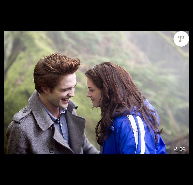 Les héros de Twilight, Robert Pattinson et Kristen Stewart