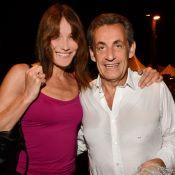 """Carla Bruni-Sarkozy évoque Nicolas Sarkozy : """"On est très différents..."""""""