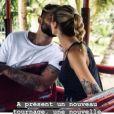 Jesta (Koh-Lanta) dévoile des photos souvenirs d'elle et Benoît - Instagram, 1er août 2018