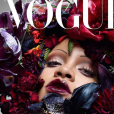 Rihanna fait la couverture du Vogue UK de septembre 2018, parution le 3 août.