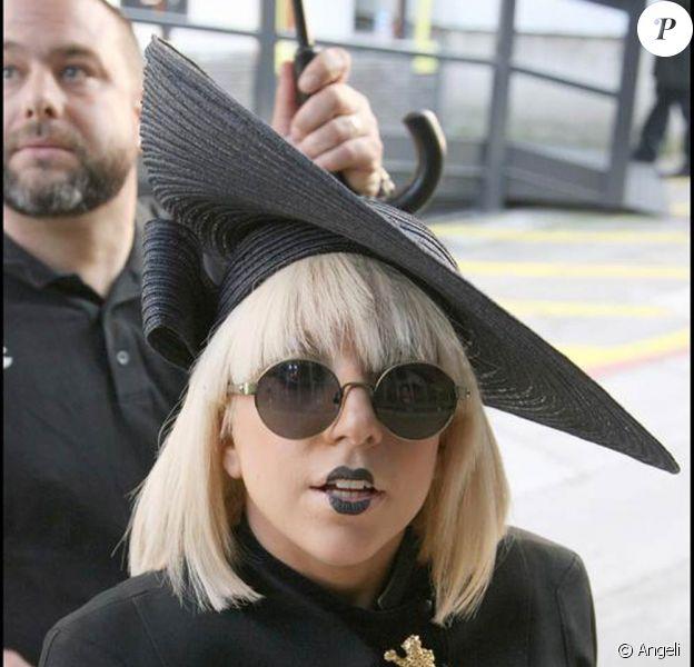 Lady GaGa, l'art d'être élégante et sobre...