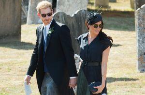 Meghan Markle : Sublime duchesse, de mariage avec Harry le jour de ses 37 ans
