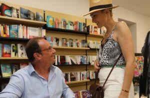 Julie Gayet et François Hollande : Joyeux bains de foule dans le Var