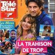 """Couverture du prochain numéro de """"Télé Star"""""""