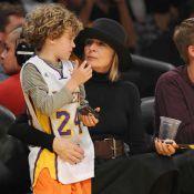 Diane Keaton complètement folle... de son adorable fils !