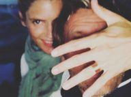 Alice Taglioni : Virée en bateau complice avec Laurent Delahousse