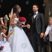 """Sophie Vouzelaud s'est mariée : L'ex-Miss a dit """"oui"""" à Fabien !"""