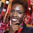 Rokhaya Diallo, portrait à Paris, le 5 novembre 2015.