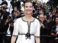 """Carole Bouquet bientôt grand-mère : """"Mon fils Louis va aussi avoir un bébé"""""""
