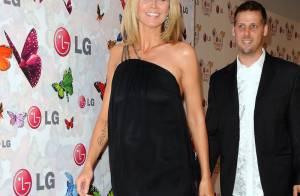 Heidi Klum dévoile ses rondeurs de future maman... dans un décor enchanteresque !