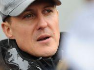 """Michael Schumacher """"pleure"""" dans sa chaise roulante quatre ans après l'accident"""