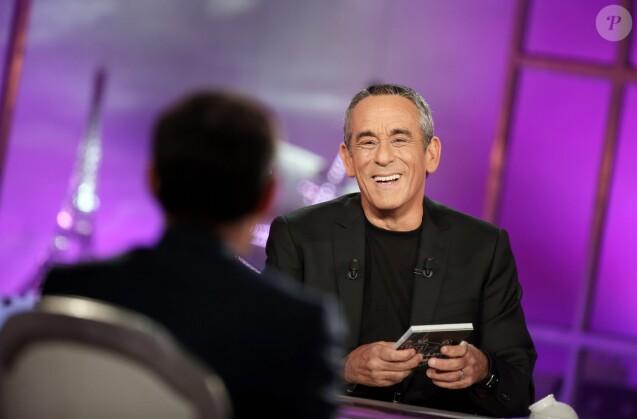 """Exclusif - Enregistrement de l'émission """"Salut les Terriens"""" de Thierry Ardisson avec Marc-Olivier Fogiel. Le 5 février 2015 05/02/2015 -"""