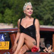 Lady Gaga : Sublime à Venise, main dans la main avec Bradley Cooper