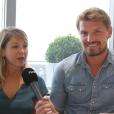 """Christina et Didier se confient sur leur victoire dans """"Pékin Express 2018 : La Course infernale"""" (M6) le 5 septembre 2018."""