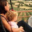 Daniela et sa fille - Instagram, 23 août 2018