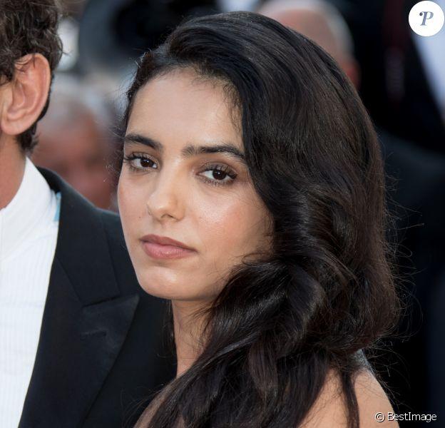 Hafsia Herzi - Montée des marches de la cérémonie de clôture du 70ème Festival International du Film de Cannes. Le 28 mai 2017. © Borde-Jacovides-Moreau/Bestimage