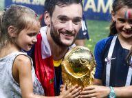 Hugo Lloris : Blessé, il joue les papas attendrissants avec sa petite Giuliana