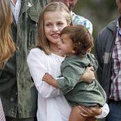 Letizia et Felipe d'Espagne : Le grand jour de leur fille Leonor, en son royaume