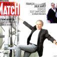 """Couverture du nouveau numéro de """"Paris Match"""" en kiosques le 12 septembre 2018"""