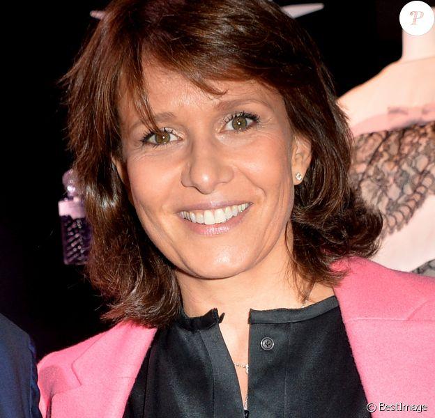 """Carole Rousseau - Photocall de la soirée pour les 90 ans de la marque """" Rochas"""" à Paris le 30 septembre 2015. Evening for 90 years of """"Rochas"""" in Paris, France on September 30, 2015."""