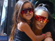Kim Kardashian : A 5 ans, North West est accro au maquillage !